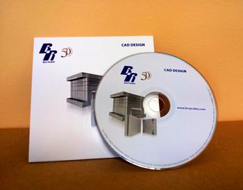 CD CAD 3D BRU Y RUBIO